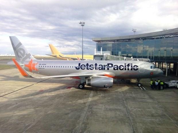 Jetstar Pacific abre ruta Da Nang – Hong Kong hinh anh 1