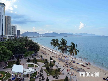 Celebraran Festival del Mar Nha Trang- Khanh Hoa en verano de 2017 hinh anh 1