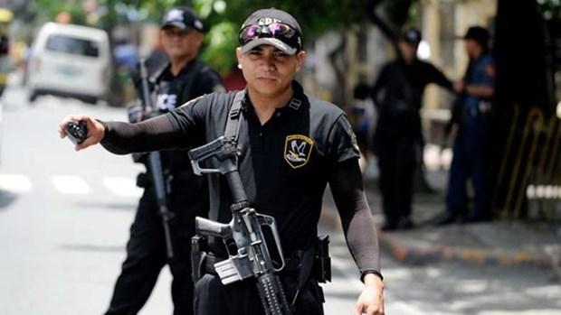 Filipinas detiene a tres sospechosos relacionados con EI hinh anh 1