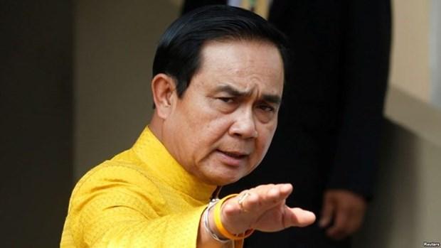 Tailandia organizara conversaciones para reconciliacion nacional hinh anh 1