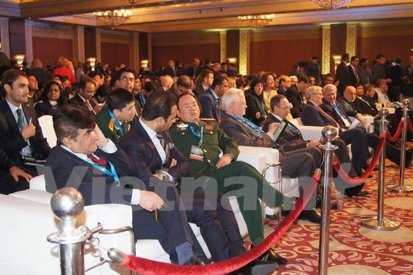 Vietnam participa en dialogo geopolitico Raisina en India hinh anh 1