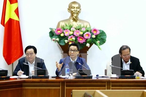 Empresas ciberneticas juegan papel clave en gobierno electronico de Vietnam hinh anh 1
