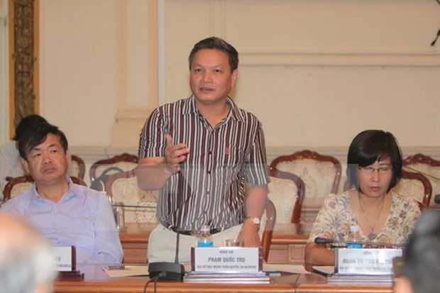 Embajador: Nexos Vietnam-Argelia, notables pero sin alcanzar maximo potencial hinh anh 1
