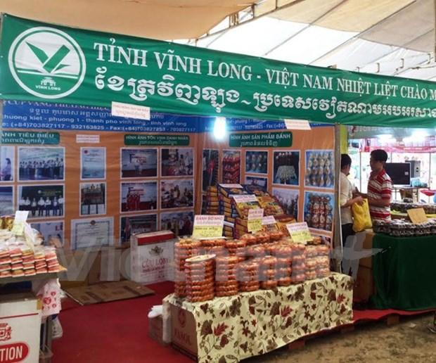 Fortalecen cooperacion entre provincias de Vietnam y Camboya hinh anh 1