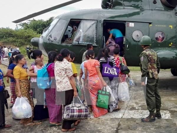 Exhortan a proteccion de musulmanes rohingyas en Myanmar hinh anh 1