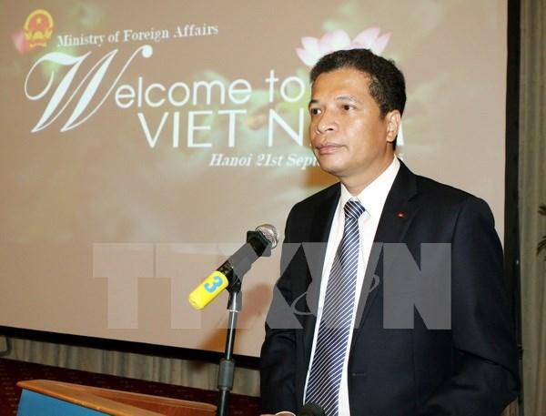 Vietnam mantiene postura consecuente sobre asunto del Mar del Este hinh anh 1