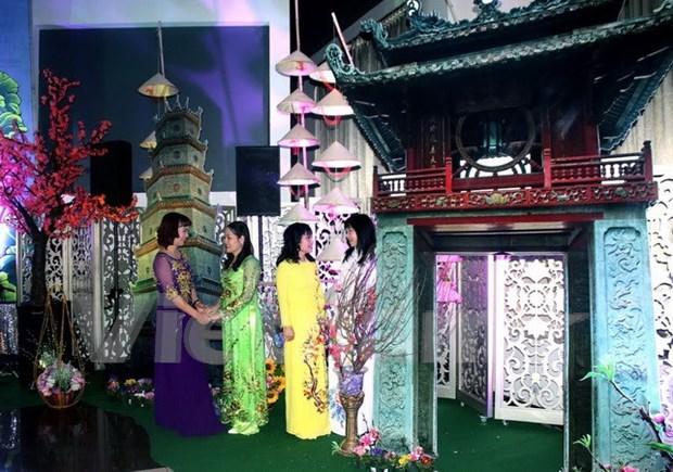 Vietnamitas en Republica Checa celebran Ano Nuevo Lunar hinh anh 1