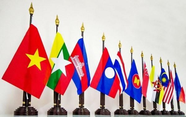 La ASEAN marca 50 anos de una comunidad prospera hinh anh 1