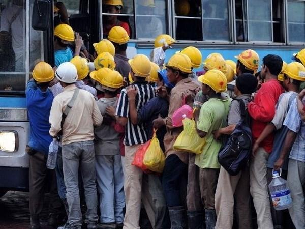 Malasia detiene a inmigrantes ilegales hinh anh 1