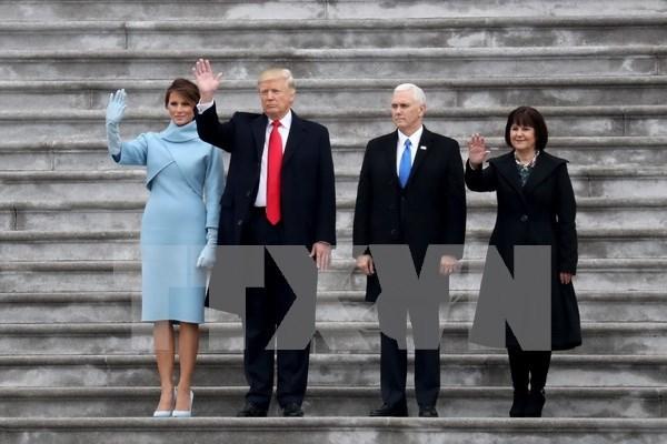 Vietnam felicita al nuevo presidente de Estados Unidos hinh anh 1