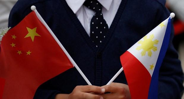China y Filipinas acuerdan cooperacion por mas de tres mil millones de dolares hinh anh 1
