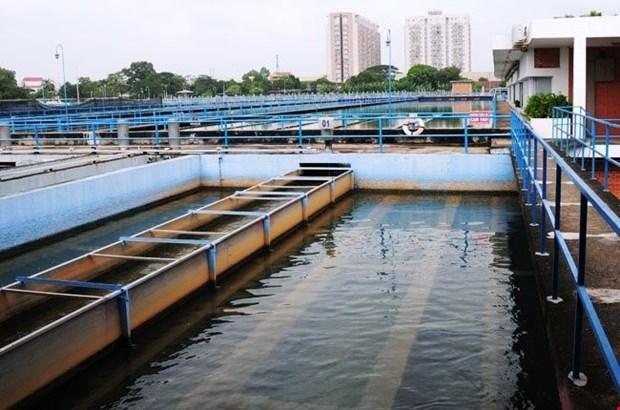 Ciudad Ho Chi Minh construira mas plantas de agua hinh anh 1
