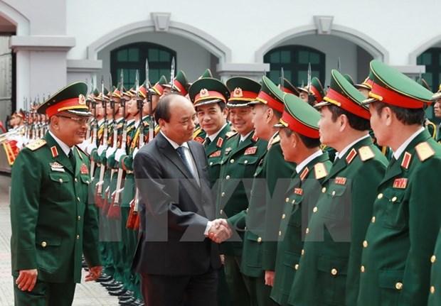 Instan a unidad de inteligencia de defensa de Vietnam a mejorar eficiencia de labores hinh anh 1