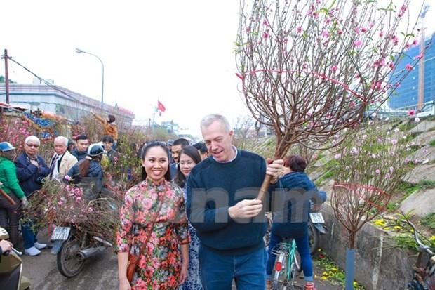 CNN elige a Hanoi destino atractivo en Ano Nuevo Lunar hinh anh 1