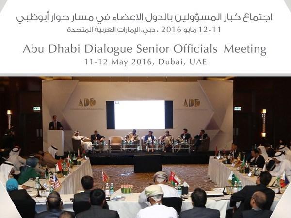 Efectuan Dialogo de Abu Dhabi en Sri Lanka hinh anh 1