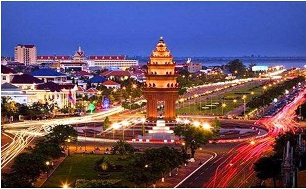 Camboya capto mas de dos mil millones de USD de capitales foraneos en 2016 hinh anh 1