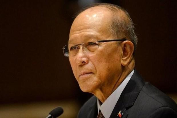 Filipinas desea mantener unidad entre paises miembros de ASEAN hinh anh 1