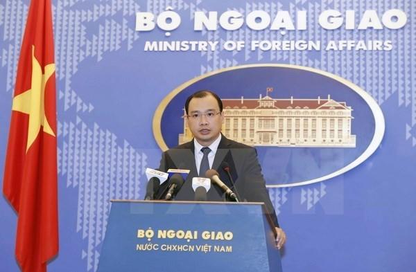 Adhesion al TPP forma parte de politica de integracion de Vietnam, dice vocero hinh anh 1