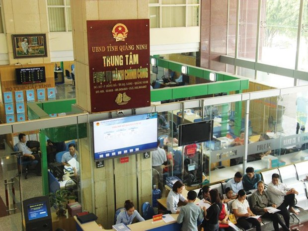Provincia de Quang Ninh publica indice de competitividad administrativa hinh anh 1