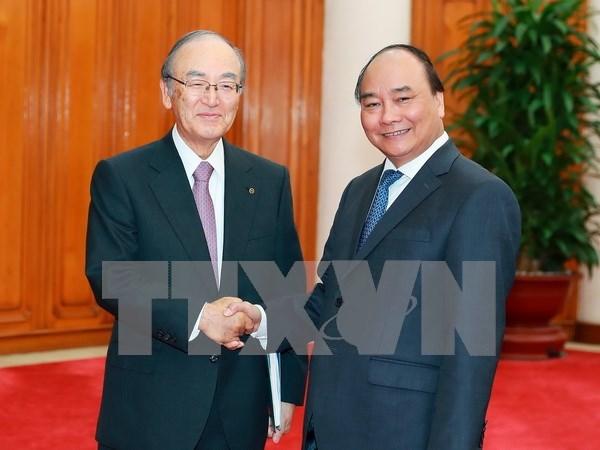 Vietnam apoya inversiones de empresas japonesas hinh anh 1