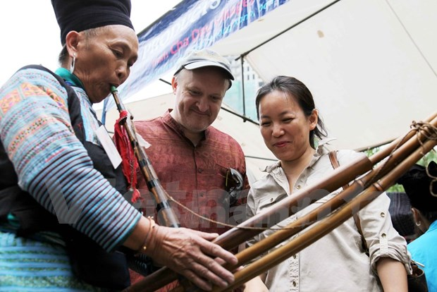 Celebraran primer Festival de Khen en Sapa hinh anh 1