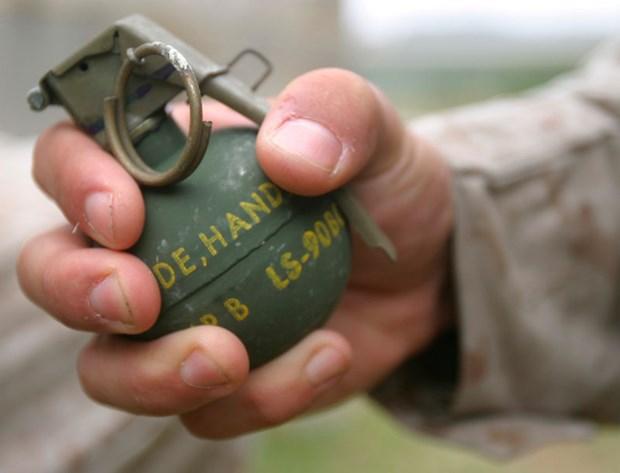 Un muerto por explosion de granada en escuela secundaria en Laos hinh anh 1