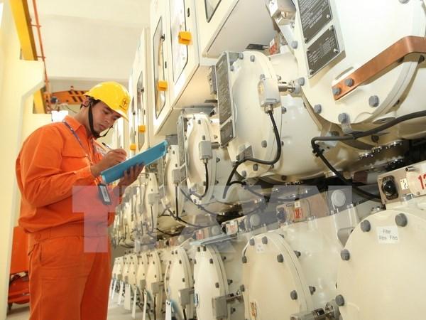 Satisfacen demanda electrica de nueve millones de consumidores en Norte de Vietnam hinh anh 1