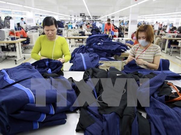 Vietnam disminuye su comercio con el exterior hinh anh 1