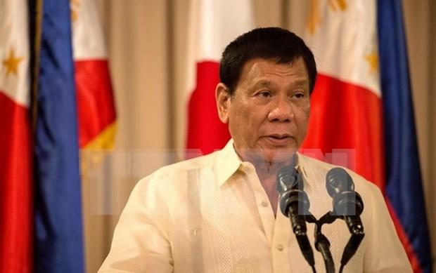 CIA estuvo detras de ataque en el sur de Filipinas, dijo presidente Duterte hinh anh 1