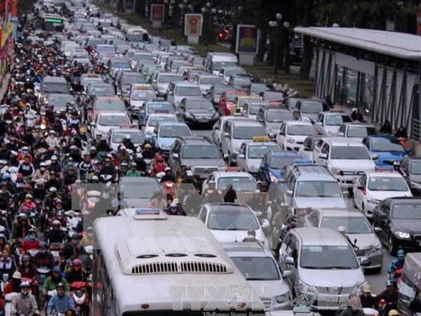 Aumenta demanda de viaje en Hanoi en ocasion del Tet hinh anh 1