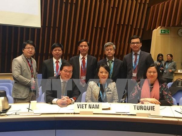 Vietnam participa en seleccion de candidatos a cargo directivo de OMS hinh anh 1