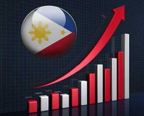 Economia filipina registro mayor crecimiento de Asia en 2016 hinh anh 1