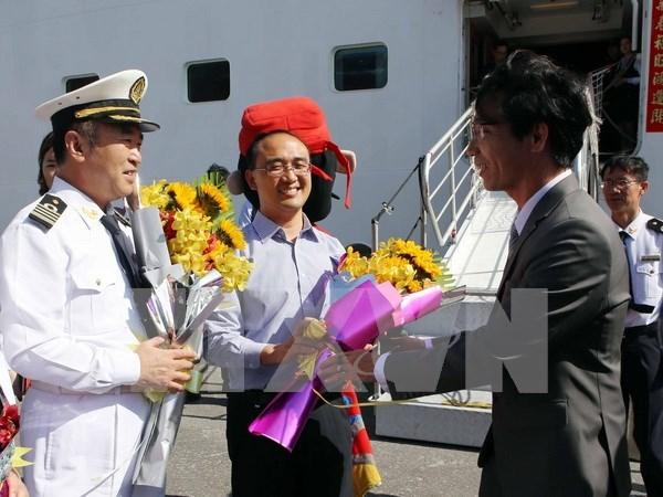 Aumentan cantidad de turistas a Da Nang en primeros dias del Tet 2017 hinh anh 1