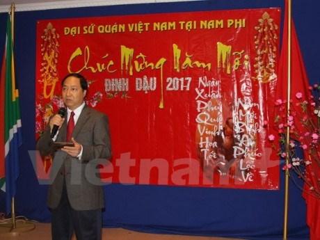 Vietnam espera una mejor conexion empresarial con Sudafrica hinh anh 1