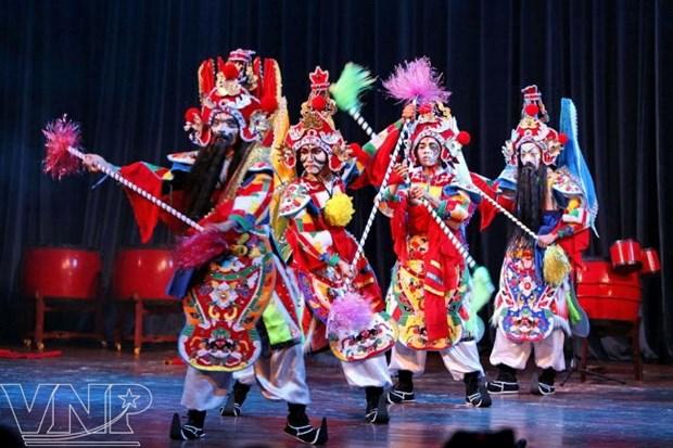 El Canto Boi resurge en las voces de ninos de Quang Nam hinh anh 1