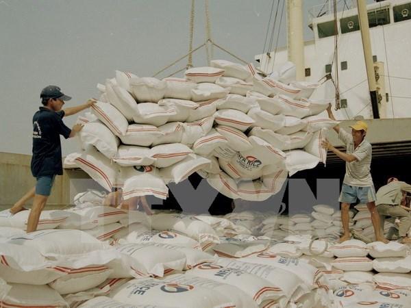Aspira Vietnam a elevar exportacion arrocera en 2017 hinh anh 1