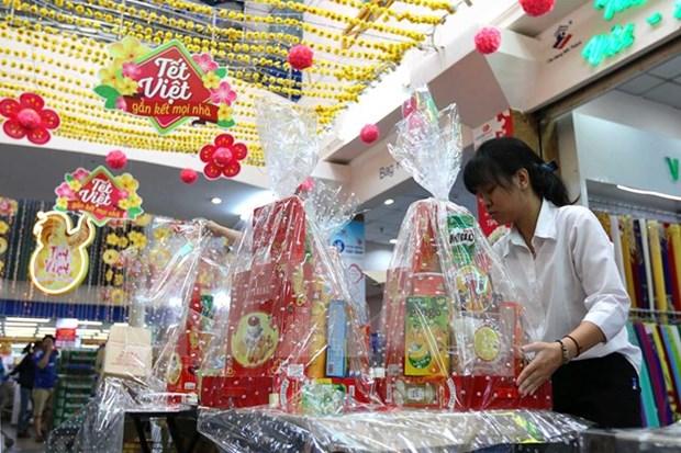 Leve aumento de IPC de Vietnam en enero hinh anh 1