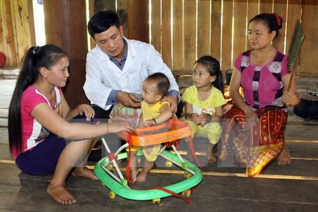 Programa de Unicef ayuda a mas de tres mil ninos en provincia de Dong Thap hinh anh 1