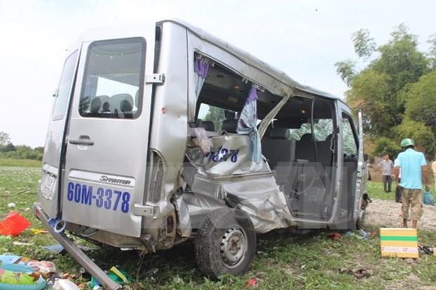Aumentan accidentes de transito durante el Tet hinh anh 1