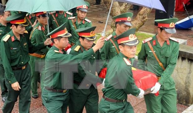 Veteranos estadounidenses apoyan consolidacion de nexos con Vietnam hinh anh 1