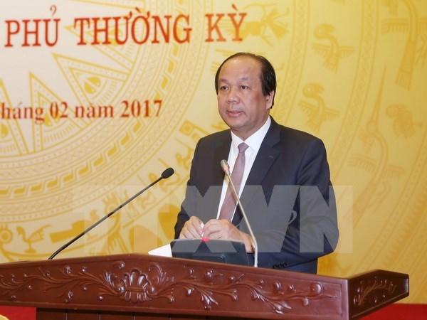 Gobierno de Vietnam se empena en mejorar entorno de negocios en 2017 hinh anh 1