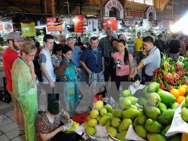 Ciudad Ho Chi Minh: destino atractivo para viajeros extranjeros hinh anh 1