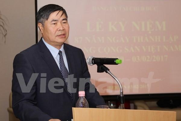 Resaltan papel primordial de PCV en desarrollo nacional hinh anh 1