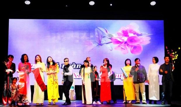 Vietnamitas en Italia festejan Ano Nuevo Lunar hinh anh 1