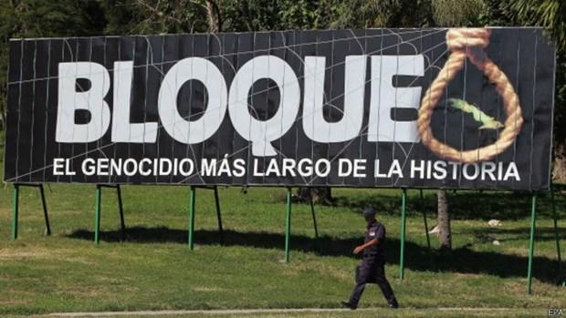 El fin de bloque de EE.UU. contra Cuba beneficiaria a los dos pueblos hinh anh 1
