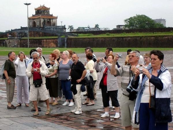 Turismo de Thua Thien-Hue registra inicio alentador en 2017 hinh anh 1