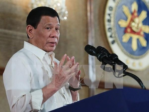 Filipinas reanuda ataques contra rebeldes hinh anh 1