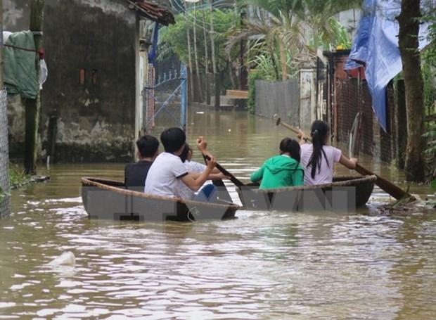 Vietnam solicita prestamo de BM para superar secuelas de desastre natural hinh anh 1
