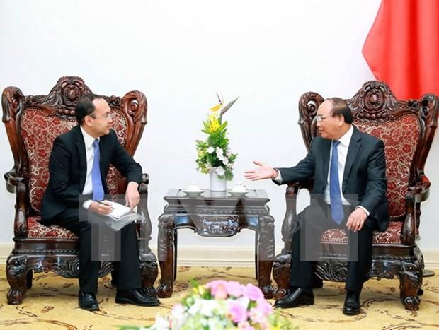 Premier vietnamita destaca lazos con agencia japonesa de promocion comercial hinh anh 1