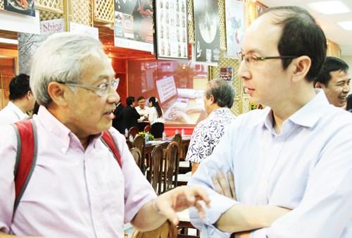 Fomentan conexion entre expertos fuera y dentro de Vietnam hinh anh 1